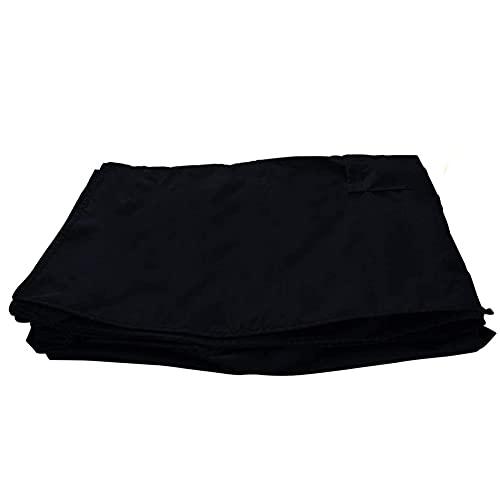 Cubierta De Televisión Al Aire Libre Protección De Pantalla Plana Monitor De Protección Contra Polvo a Prueba De Polvo a Prueba De Polvo 36-38 Pulgadas Protector De Pantalla De Televisión Con Tela De