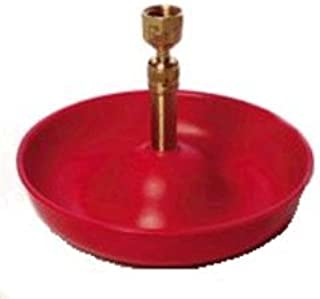 LITTLE GIANT 2525 Poultry Fountain, Red