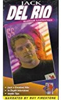 Jack Del Rio:Warrior Linebacker VHS