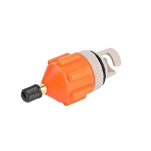 Froiny Adaptador De La Bomba Inflable De Nylon Resistente Adaptador De Aire De Remos