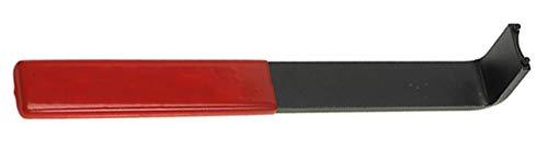 Alkan 1385 Zahnriemen Spannrollenschlüssel Zweilochmutterndreher Spezial Motor-Instandsetzung und Zahnriemenwechsel Werkzeug (Ersatz für VAG 3387)