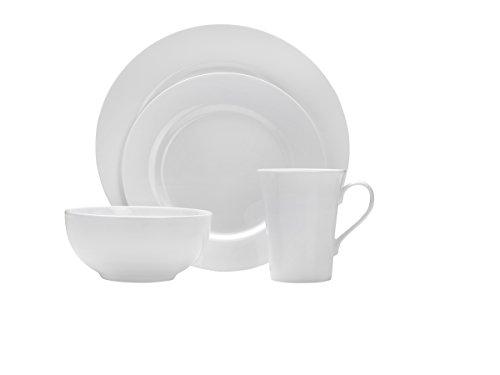 Mikasa Delray 40-Piece Bone China Dinnerware Set, Service for 8