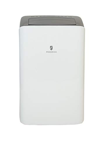 Friedrich PZHP14DA Portable Air Conditioner with Heat 10700 BTU Heat 13500 BTU Cool, 115V