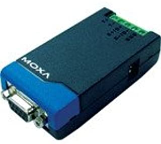 MOXA TCC-80 - Port-powered RS-232 to RS-422/485 Converter with 15 KV Serial ESD Protection and Terminal Block on the RS-422/485 Side