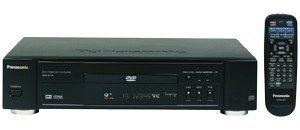 Buy Discount Panasonic DVD-A112U