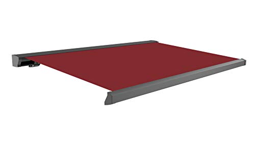 Primaster Elektrische Vollkassetten-Markise inkl Funkfernbedienung 400 x 300 cm