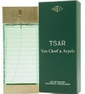 TSAR FOR MEN BY VAN CLEEF & ARPELS 100ML 3.3OZ EDT SP