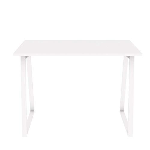 LEVIRA –Tisch, Leith - 100 x 74 - Weiß
