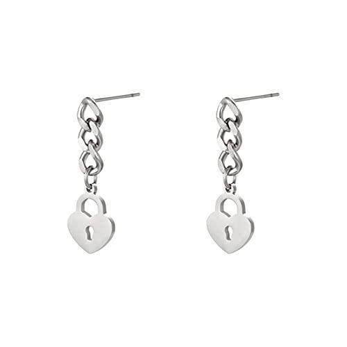 SEARCH Mini orecchini Bianchi da Donna Orecchini cartilaginei con osso dell'orecchio Orecchini a bottone per Feste di Matrimonio Regalo-5