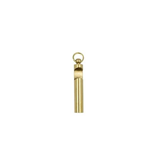 YONGMEI Flaschenöffner - Creative Brass Ring Wein Pfeife Bier Schlüssel (Color : Gold, Size : A)