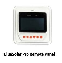 Remote for blueSolar pro pWM panel-charge