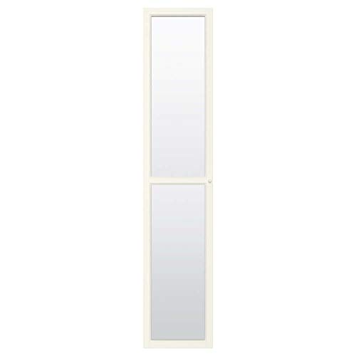 OXBERG Glastür, Weiß