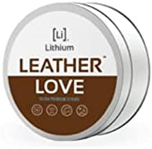 Leather Love - The Best Leather Conditioner On The Planet, Brings Old Leather Back To Life, All Natural Ingredients Mixed With Serious Science, Restores, Rehydrates, Protects (8oz)