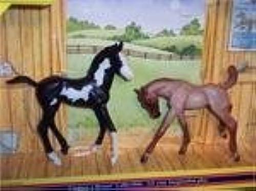 Breyer Classics No. 626 Prancing Foals by Breyer