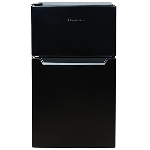 Russell Hobbs RH47UCFF1B Under Counter Freestanding Fridge-Freezer, 47cm Wide, Black