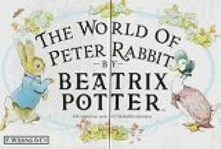 The Original Peter Rabbit Books: Presentation Box (Vols. 1-23) by Beatrix Potter (1993-03-25)