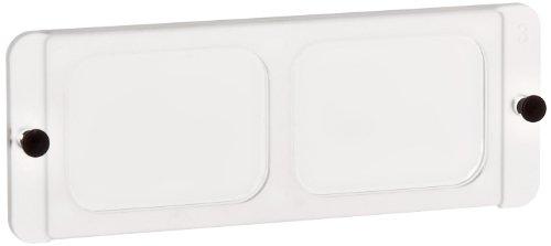 "Donegan AL-13 Optical Grade Acrylic Lens Plate for The OptiVisor And AccurSite Series, 1.75x Magnification, 14"" Focal Length"