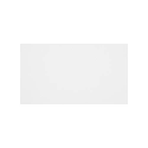 Cortina de Pantalla de proyección de 50 Pulgadas Tela no Tejida Blanco Portátil Suave para KTV Ba Sala de conferencias Cine en casa - Blanco