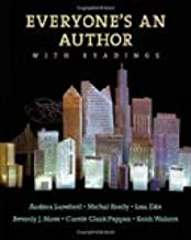 Everyone's an Author: with Readings and They Say, I Say 3rd edition packaged