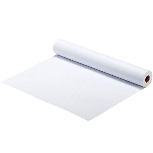 TOYANDONA 1000 * 45 Cm Rollo de Papel de Dibujo Rollo de Papel de Pintura Papel de Acuarela para Actividad Artesanal para Niños