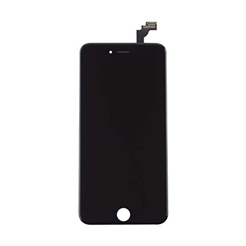 Display Tela Touch Frontal Lcd Iphone 6 Plus A1522 A1524 A1593 Preto Primeira Linha