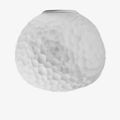 Artemide Lampe 105 W, Weiß