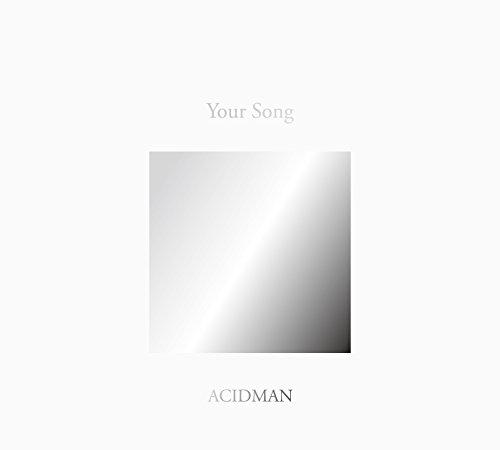 """[画像:ACIDMAN 20th Anniversary Fans' Best Selection Album""""Your Song""""(初回限定盤)]"""
