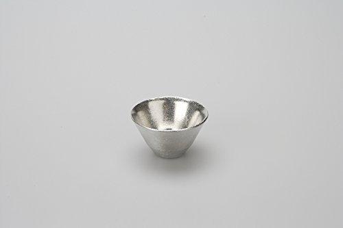 能作 ぐいのみ 盃 - 喜器(きき)-2 高岡伝統工芸 本錫 プレゼントに最適