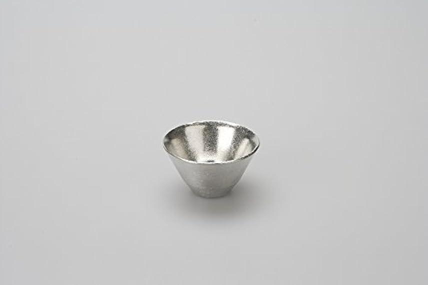 月面こねる踊り子能作 ぐいのみ 盃 - 喜器(きき)-2 高岡伝統工芸 本錫 プレゼントに最適