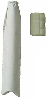 2 Pcs of Replacement Vacuum Filter, Compatible With 5036AM / 243