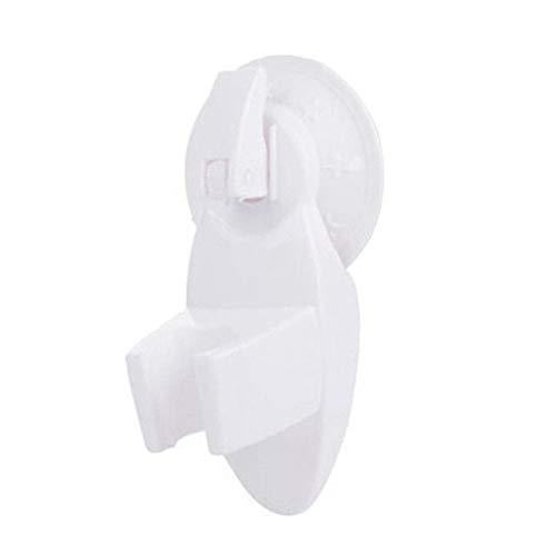 RAQ zuignap douchehouder douchekop sproeier houder ondersteuning douchekop houder rek badaccessoires wit