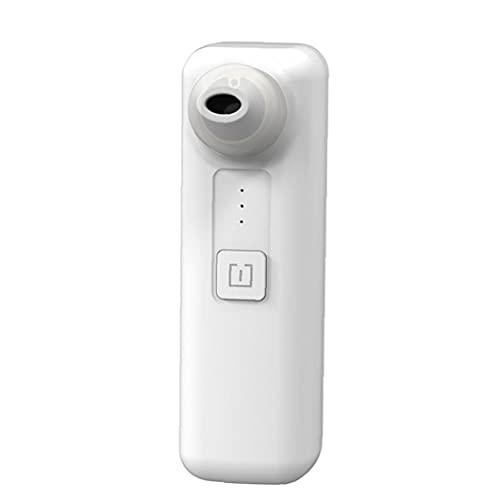 Yililay la espinilla del removedor de la espinilla de vacío Microscopio LED Recargable Limpiador Facial del poro de succión WiFi acné Herramienta para White Cuidado de la Salud