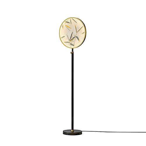 Lampade da Terra per Soggiorno Moderne Illuminazione in piedi moderna di metà secolo per salotti - luce del palo dell'interno per camera da letto e ufficio - con lampadina a LED Lampade da terra per c