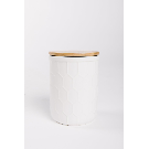 HOME: Large Stoneware Jar with Bamboo Lid – Piper & Scoot