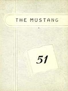 (Custom Reprint) Yearbook: 1951 Manitou Springs High School - Mustang Yearbook (Manitou Springs, CO)