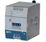 Sola Hevi-Duty SDN 10-24-100P Power Supply, 10A, 1P, 85-264VAC, 24VDC, DIN Rail Mount