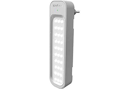Luminária de Emergência Led Autonôma Intelbras LEA 150 Branco
