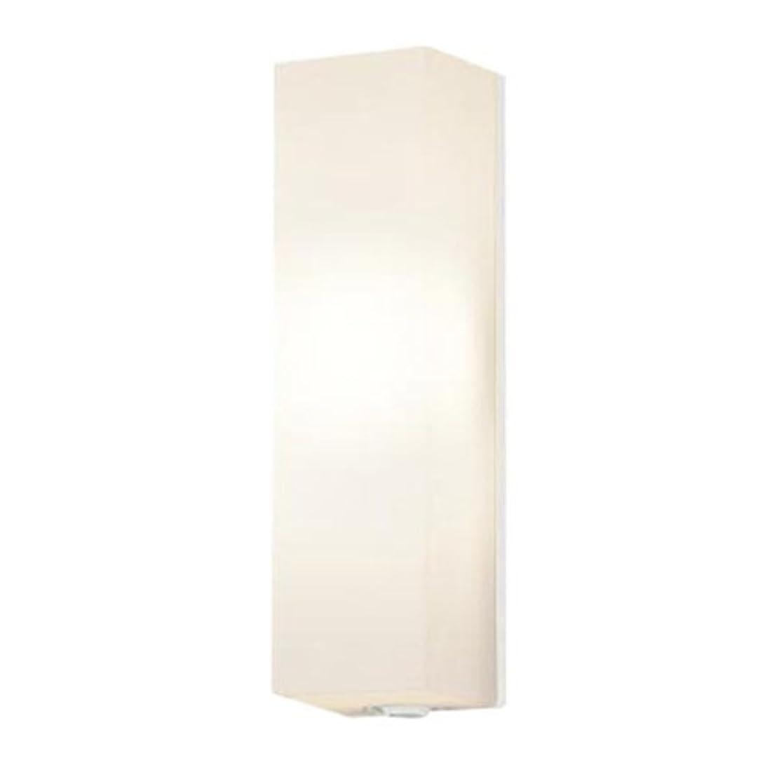 ダウンタウン現実的放射性Panasonic LED ポーチライト 壁直付型 40形 電球色 LSEWC4029LE1