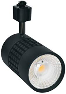 Excite 25W LED Track Light Head for Halo Track Systems (Black 4000K)