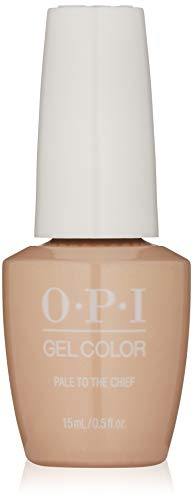 OPI Nagellack Gel Pale to the Chief