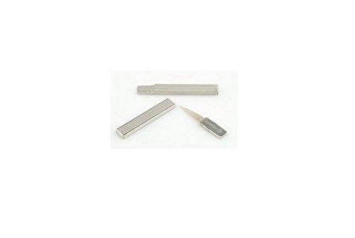 Zahnstocher Metall mit Silberblatt