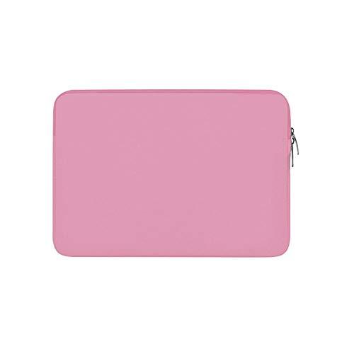 Mazu Homee 11-15 pulgadas múltiples opciones de color y tamaño, funda para portátil/maletín impermeable de neopreno para tableta portátil, bolsa de transporte Macro A/Asus/Dell/Lenovo, gris