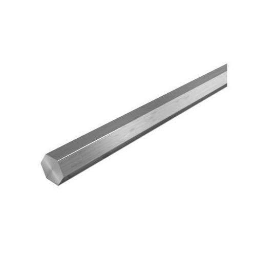 Innovo - Barra hexagonal (acero inoxidable, 11 mm, grado 303, 3 m)