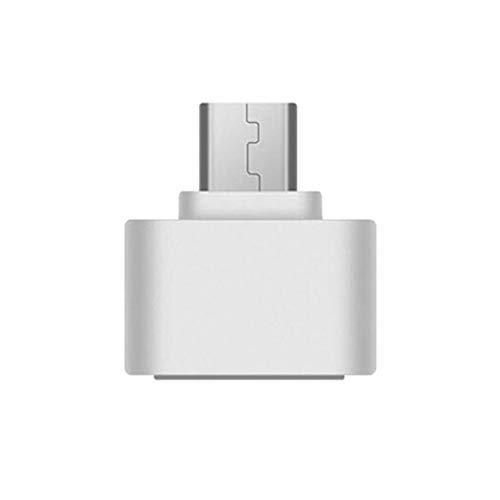 Bellaluee USB 3.0 Tipo-C OTG Adaptador de Cable Tipo C USB-C OTG Convertidor para Xiaomi Mi5 Mi6 Huawei Samsung Mouse Teclado Disco USB Flash