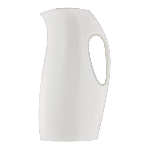 Helios Ciento Kunststoff-Isolierkanne, weiß, 0,9 Liter