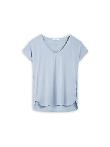 Sandwich Damen T-Shirt mit angeschnittenen Ärmeln