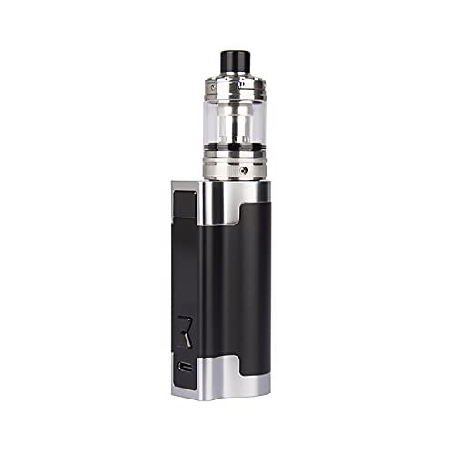 Zelos 3 Kit (Black) 80 W TC, kit di svapo per sigaretta elettronica dotato di atomizzatore da serbatoio Nautilus 3 da 4 ml, alimentato da batteria integrata da 3200 mAh, senza nicotina