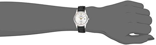 Citizen Reloj de Mujer Eco Drive Reloj con Plateado Esfera analógica y