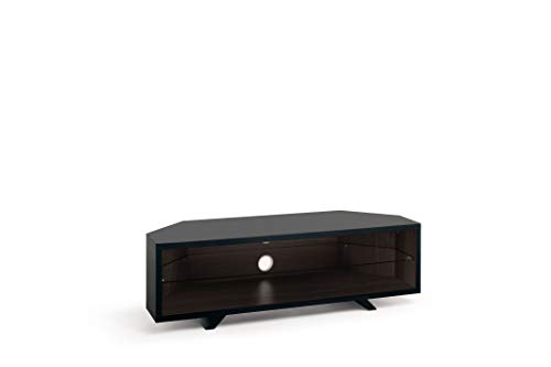 Techlink Dual Corner TV Stand / TV Unit / TV Furniture Cabinet for Living Room - For Screens up to 55