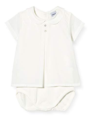 BABIDU 1194 Ancho, Beige, 3 Meses Unisex bebé
